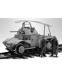 Tamiya 1/35 P204(F) Railway Version - 32413