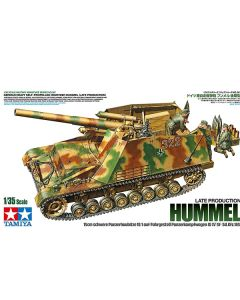 Tamiya 1/35 Hummel (Late Production) - 35367