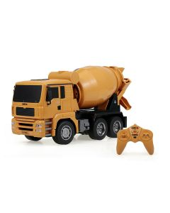 Huina Radio Controlled Cement Mixer Truck 1:18 With 2.4Ghz Transmitter - CY1333