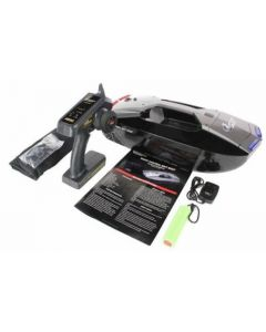 Fishing People Bait Boat BAITING 500 V2 RC by Joysway - Complete, Ready To Run Version 2