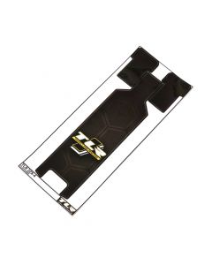 TLR 22X-4 Chassis Protective Tape Printed Precut - Z-TLR331055