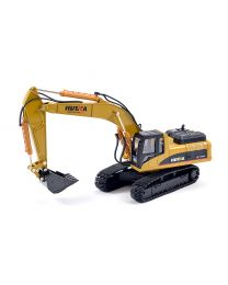 Huina 1/40 Diecast Excavator Static Model - CY1910