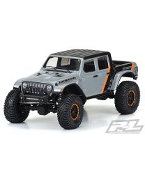 Proline 2020 Jeep Gladiator Clear Body 313Mm For Crawler - PL3535-00