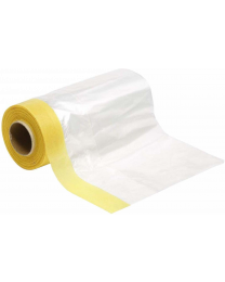 Tamiya Masking Tape W/Plastic Sheeting - 150mm 87203