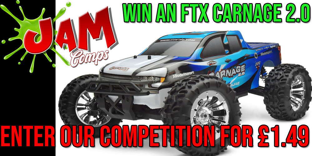 Win an FTX Carnage